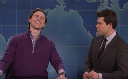 Weekend Update: Guy Who Just Bought a Boat – SNL